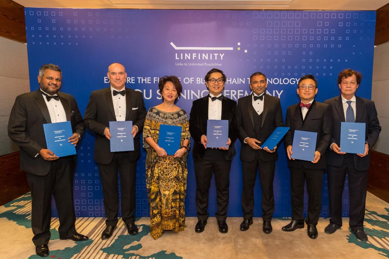 , LINFINITY CEO Anndy Lian:区块链赋能供应链重在落地, Blockchain Adviser for Inter-Governmental Organisation | Book Author | Investor | Board Member