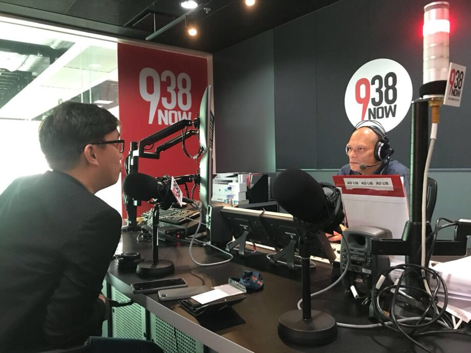 938Now Blockchain Series: Q&A with Anndy Lian, CEO of Linfinity