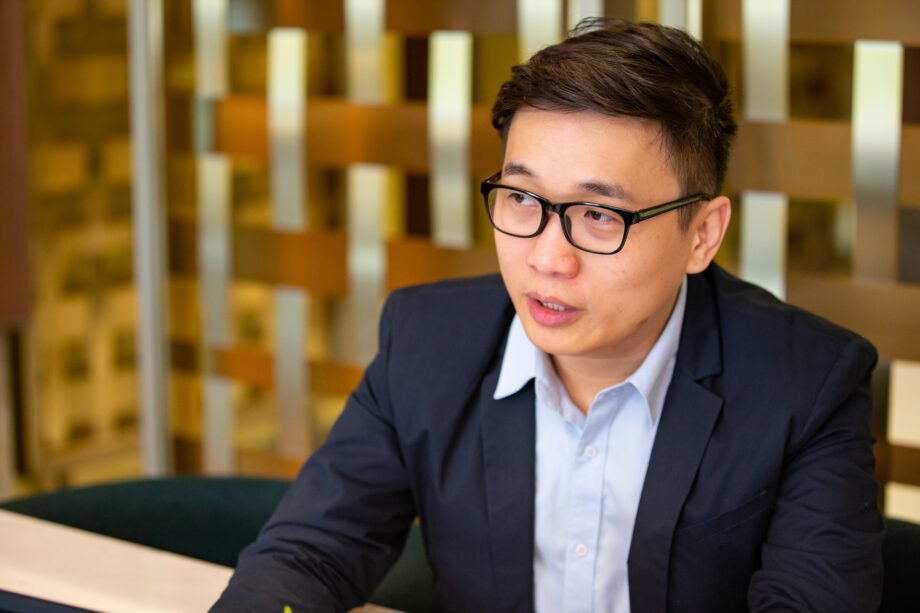 """Linfinity CEO Anndy Lian: """"Blockchain + Supply Chain + AI"""" brings a deep trace of the new IoT world"""