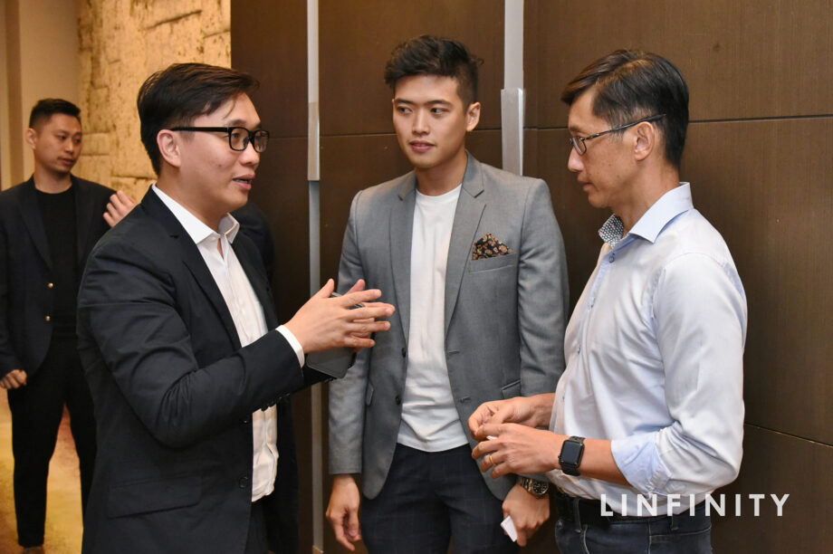 Linfinity: A Blockchain Enabler Makes Blockchain Useful for SMEs