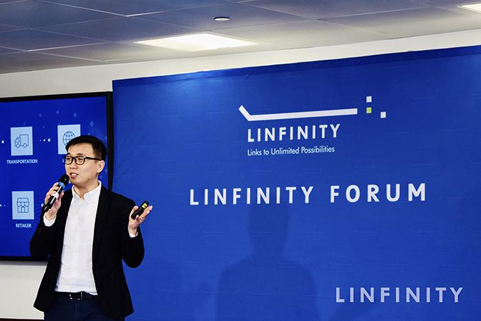 , LINFINITY Dapp 1.0版本上线——为企业赋能,打造区块链防伪新生态, Blockchain Adviser for Inter-Governmental Organisation   Book Author   Investor   Board Member