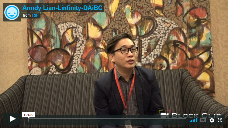 Linfinity – Interview with Anndy Lian