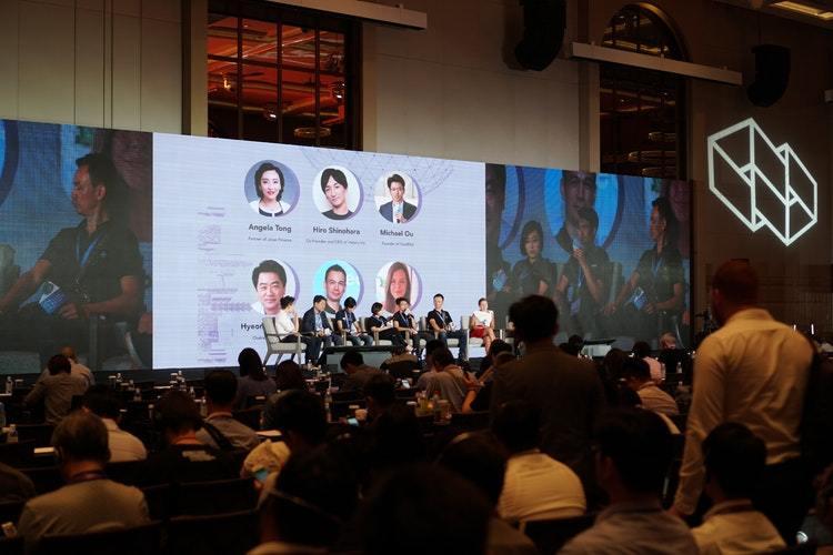 Asia Blockchain Summit draws 3000 attendees