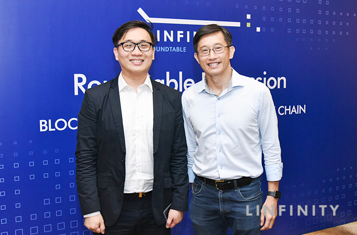 , Why LINFINITY is the Answer to the Challenges of SMEs, Blockchain Adviser for Inter-Governmental Organisation | Book Author | Investor | Board Member