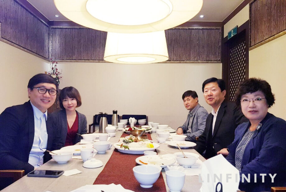 Expanding LINFINITY Footprint into the South Korea Market with the Help of Political, Academics and Business Community