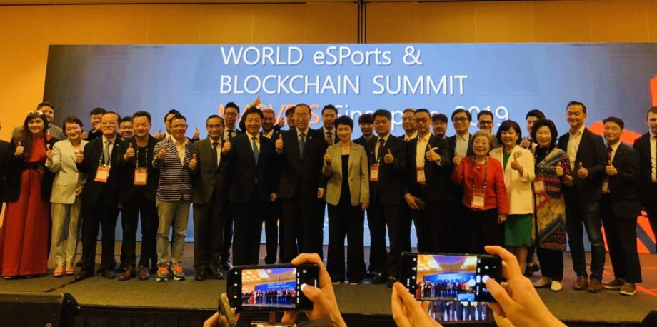"""Anndy Lian Affirms that """"Blockchain is the Future of Trust"""" at the World eSports & Blockchain Summit"""