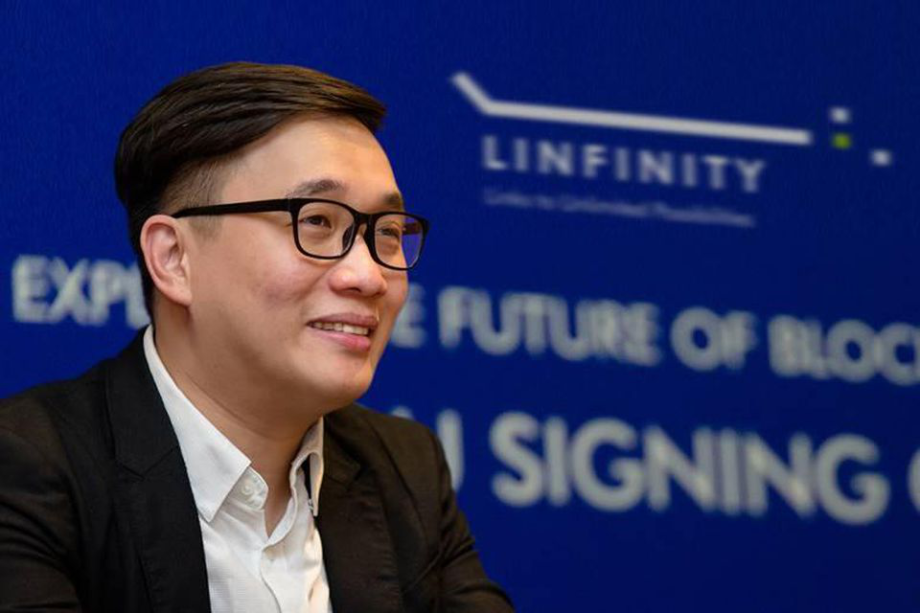 LINFINITY on Forbes: Singapore Startup Wants Change In Perspective On Blockchain