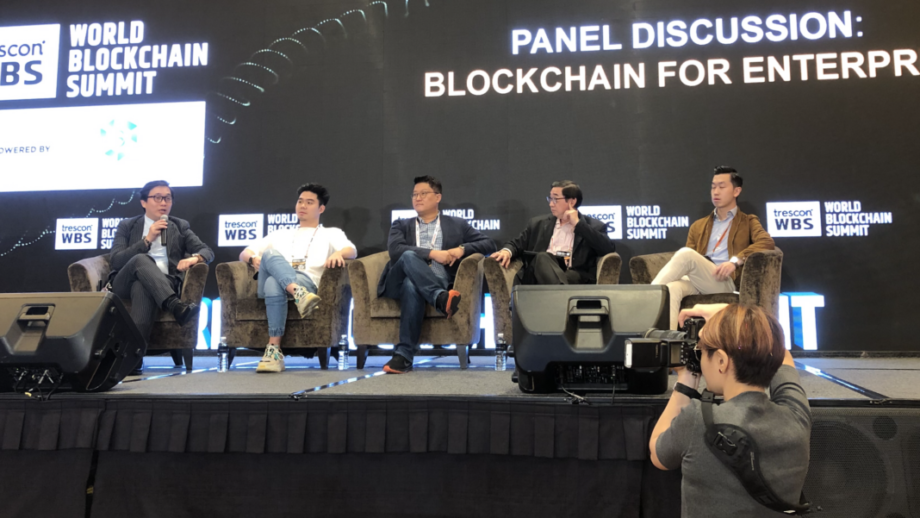 Anndy Lian Believes Blockchain Tech Drives Innovation and Productivity in Enterprise Businesses