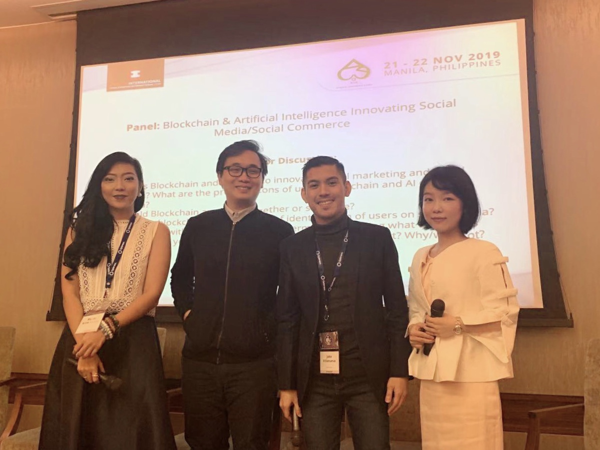 , Affiliate Marketing in the Age of Blockchain: Experts Share their Views in Philippines, Blockchain Adviser for Inter-Governmental Organisation | Book Author | Investor | Board Member