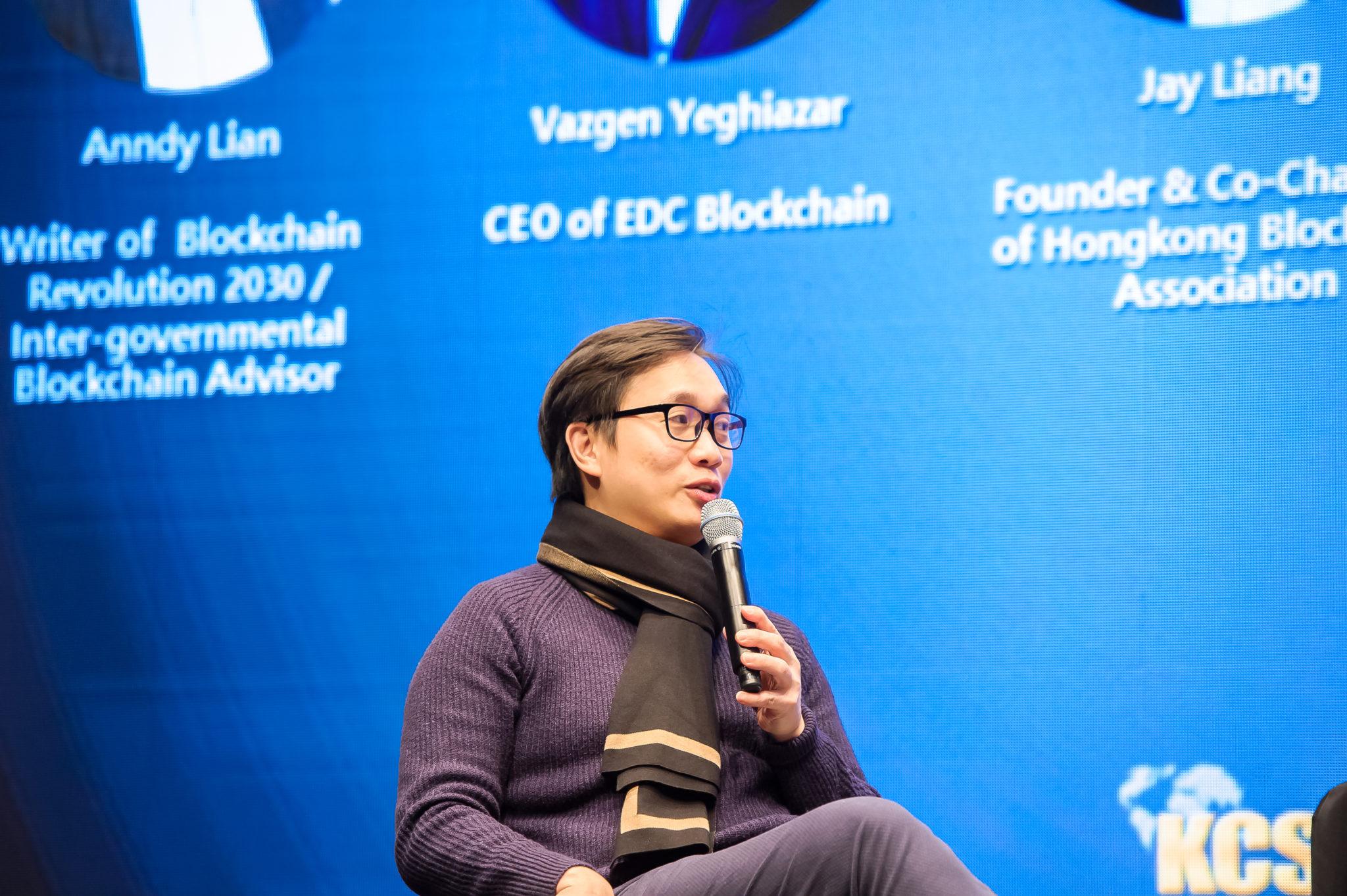 , Be In News Korea: 전문가들이 바라본 블록체인의 미래는?, Blockchain Adviser for Inter-Governmental Organisation | Book Author | Investor | Board Member
