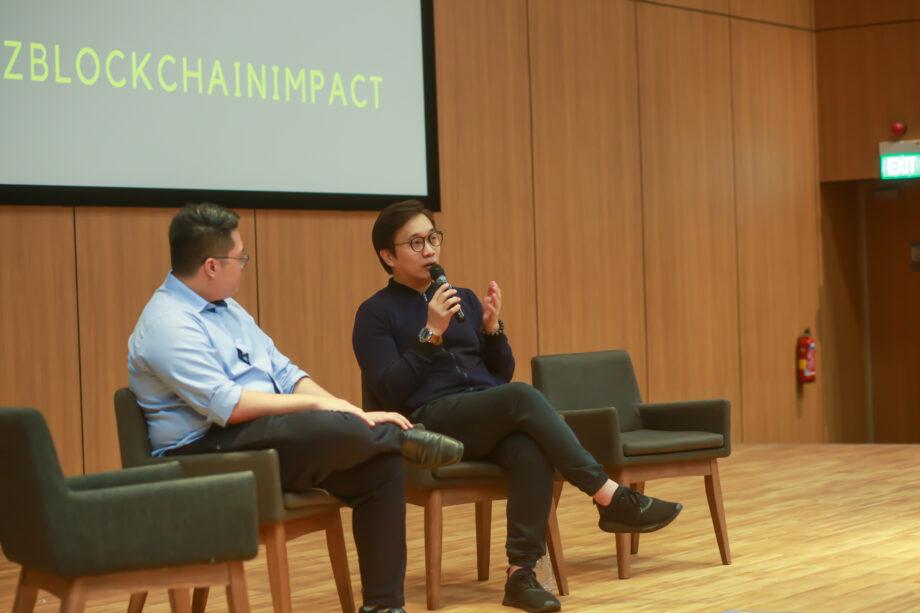 Rekap Acara Blockchain Industrial Impact & Peluncuran Wadz Beta di PSB Academy