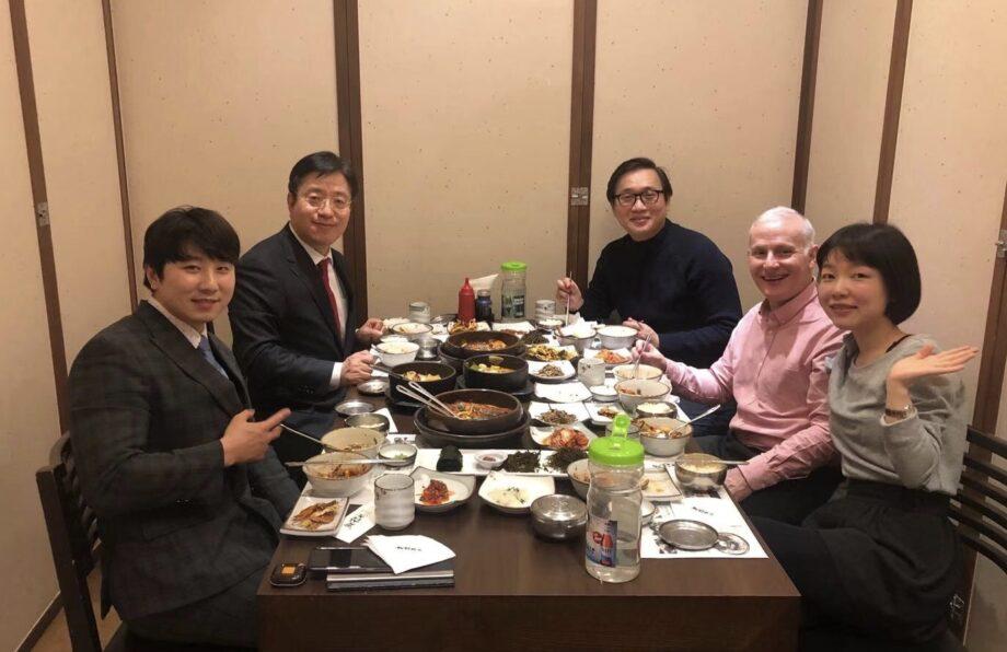 Blockcast.cc측이 한국에서 원탁회의 개최, 글로벌 게임 시장 연결을 토론