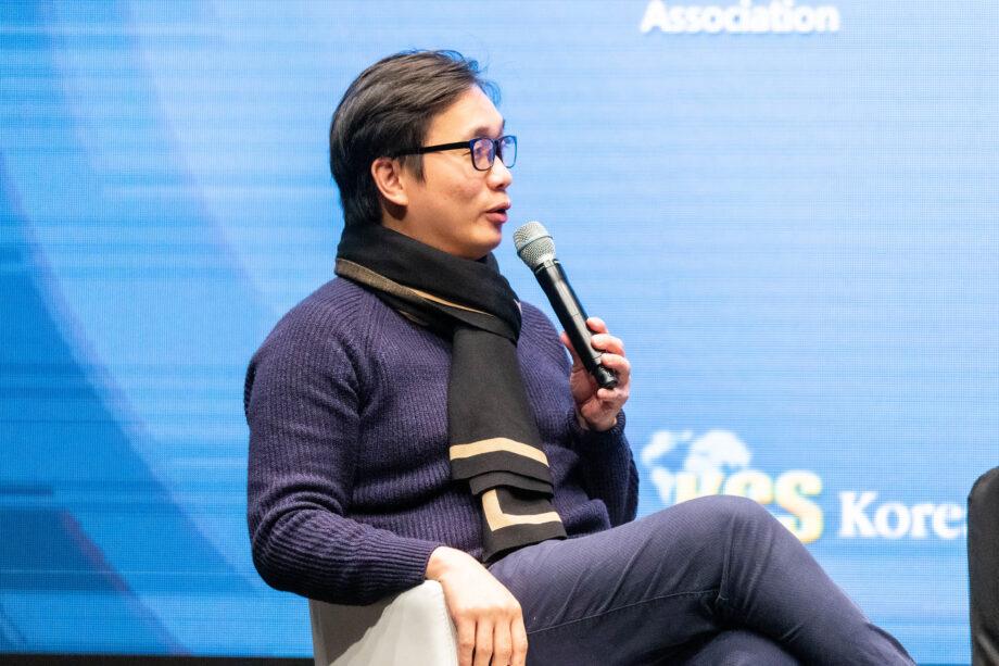 "Anndy Lian, Inter-Governmental Blockchain Advisor: ""Bringing blockchain technologies & games adoption together"""