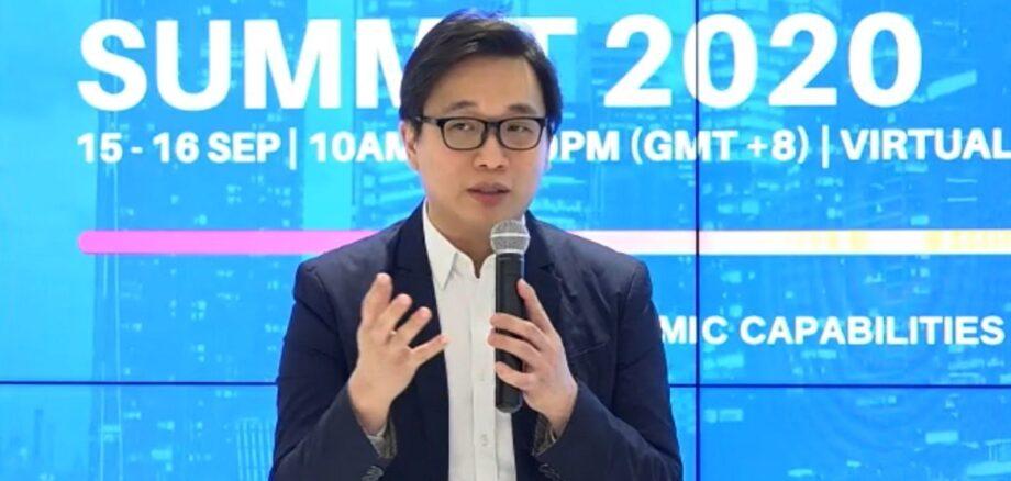 Anndy Lian Moderates Panel on Artificial Intelligence, Deep Tech & Blockchain at ASEAN Summit 2020