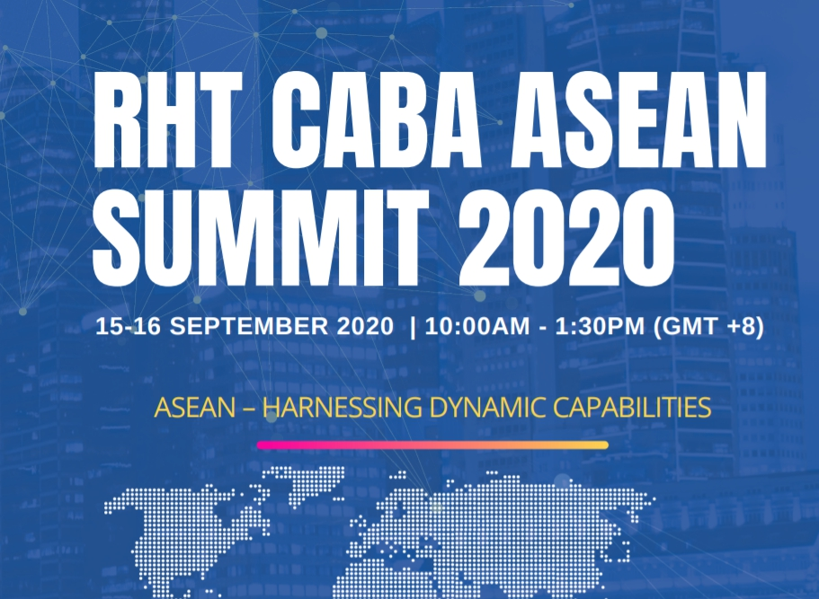 Anndy Lian To Moderate at the CABA ASEAN Summit 2020 on Technology Adoption & Investment Trends