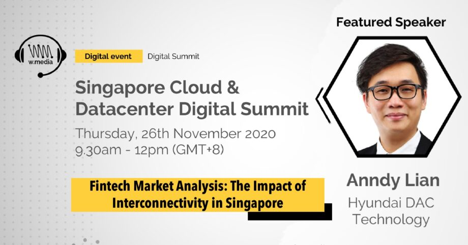Anndy Lian Shared his views on the role of Central Bank Digital Currencies and Cryptocurrencies at Singapore Cloud & Datacenter Digital Summit