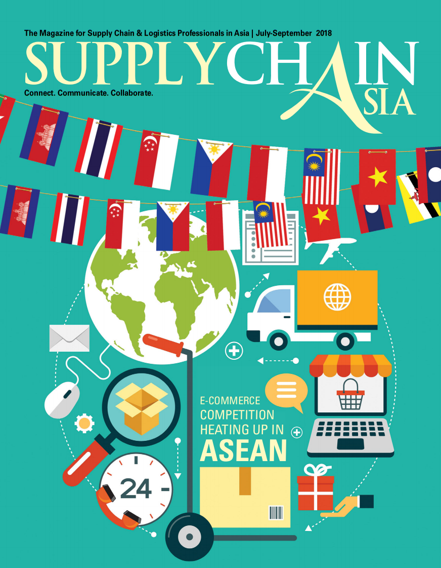 Anndy Lian Featured on Supply Chain Asia Magazine- Beyond the hype: how blockchain is already revolutionising the supply chain