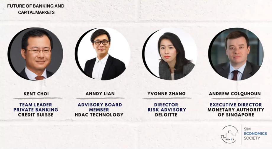 """Anndy Lian Spoke at Economics Summit 2020, Future of Banking & Capital Markets: """"CBDCs complement and not replace cash. Cryptocurrency recreates the future of finance."""""""