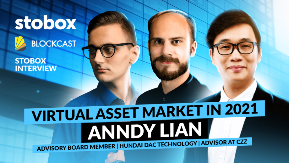 "Virtual Asset Market in 2021: Anndy Lian said ""Crypto is ready for mainstream"""
