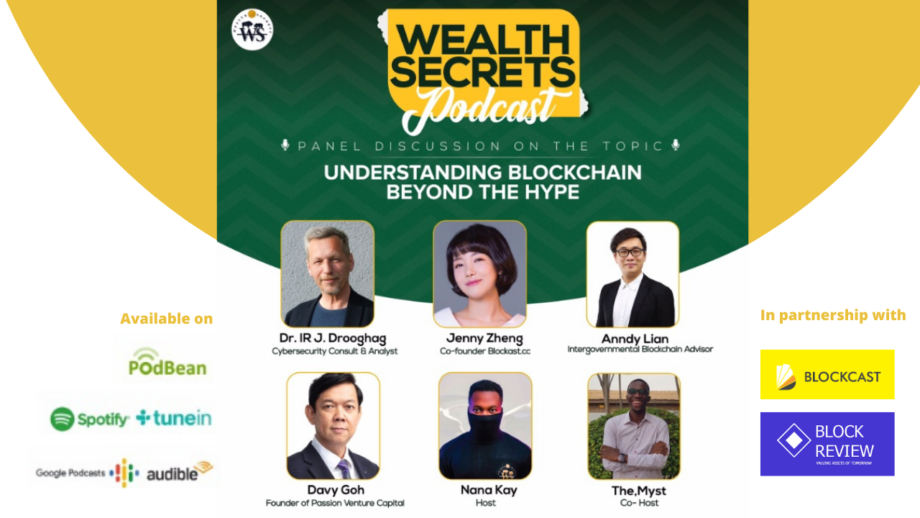 """Understanding Blockchain after the Hype"": We must do the right thing with blockchain- Anndy Lian"