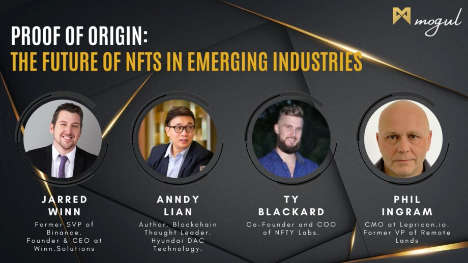 Panel Discussion: The Future of NFTs in Emerging Industries