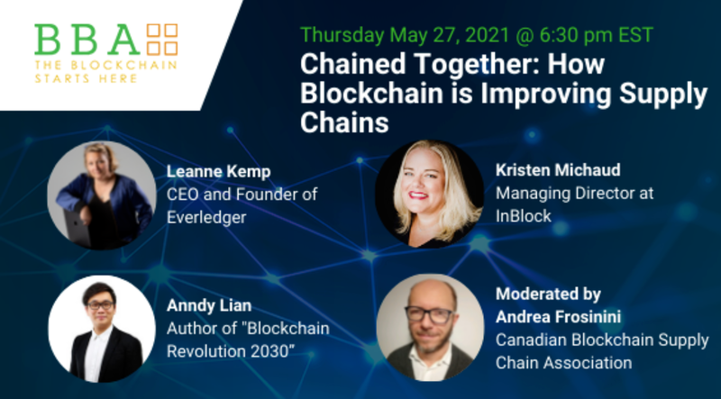 Chained Together: How Blockchain is Improving Supply Chains
