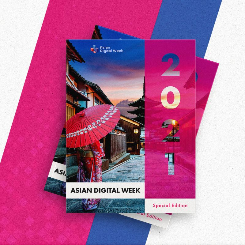 "Asian Digital Week 2021 ""Special Edition"" Interviews Anndy Lian- Evolving fintech landscape in Asia"