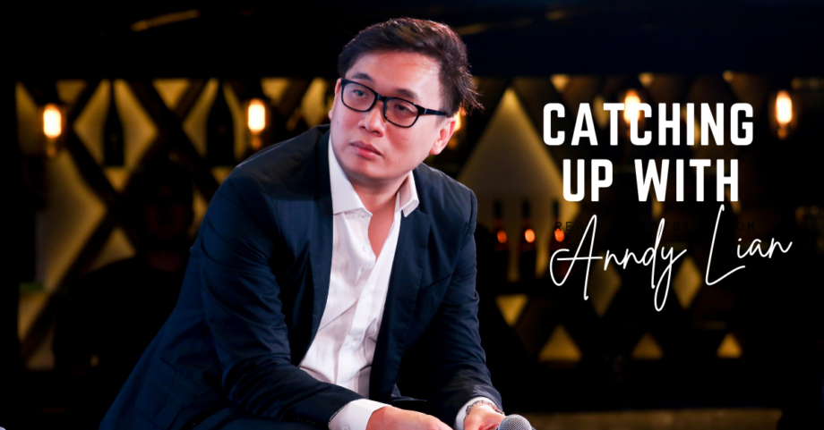 """Catching up with Anndy Lian: """"WE ARE SATOSHI"""""""