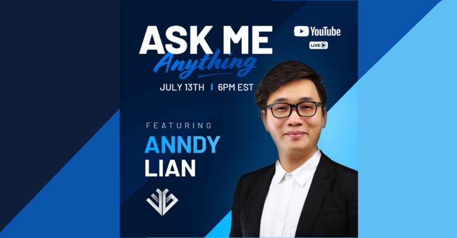 Anndy Lian Shared His Perspectives on Crypto Giving with ElonGate, World's Largest Charity Crypto